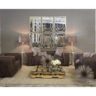 17 Stories Carmo Configurable Living Room Set