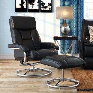Find for Robles Manual Swivel Recliner with Ottoman by Latitude Run Reviews (2019) & Buyer's Guide