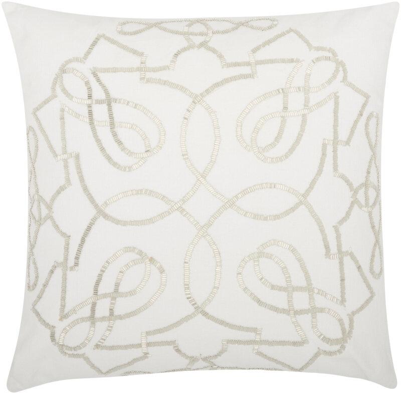 Brayden Studio Schroeders Cotton Throw Pillow Reviews Wayfair