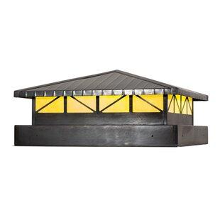 Meyda Tiffany Durrant LED Pier Mount Light