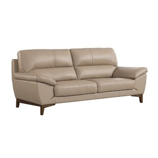 Forestport Leather Sofa