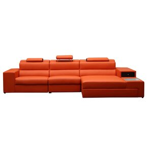 Colman Mini Sectional  sc 1 st  AllModern : tan sectionals - Sectionals, Sofas & Couches
