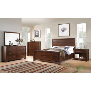 Fairfax Home Collections Catania Panel Bed
