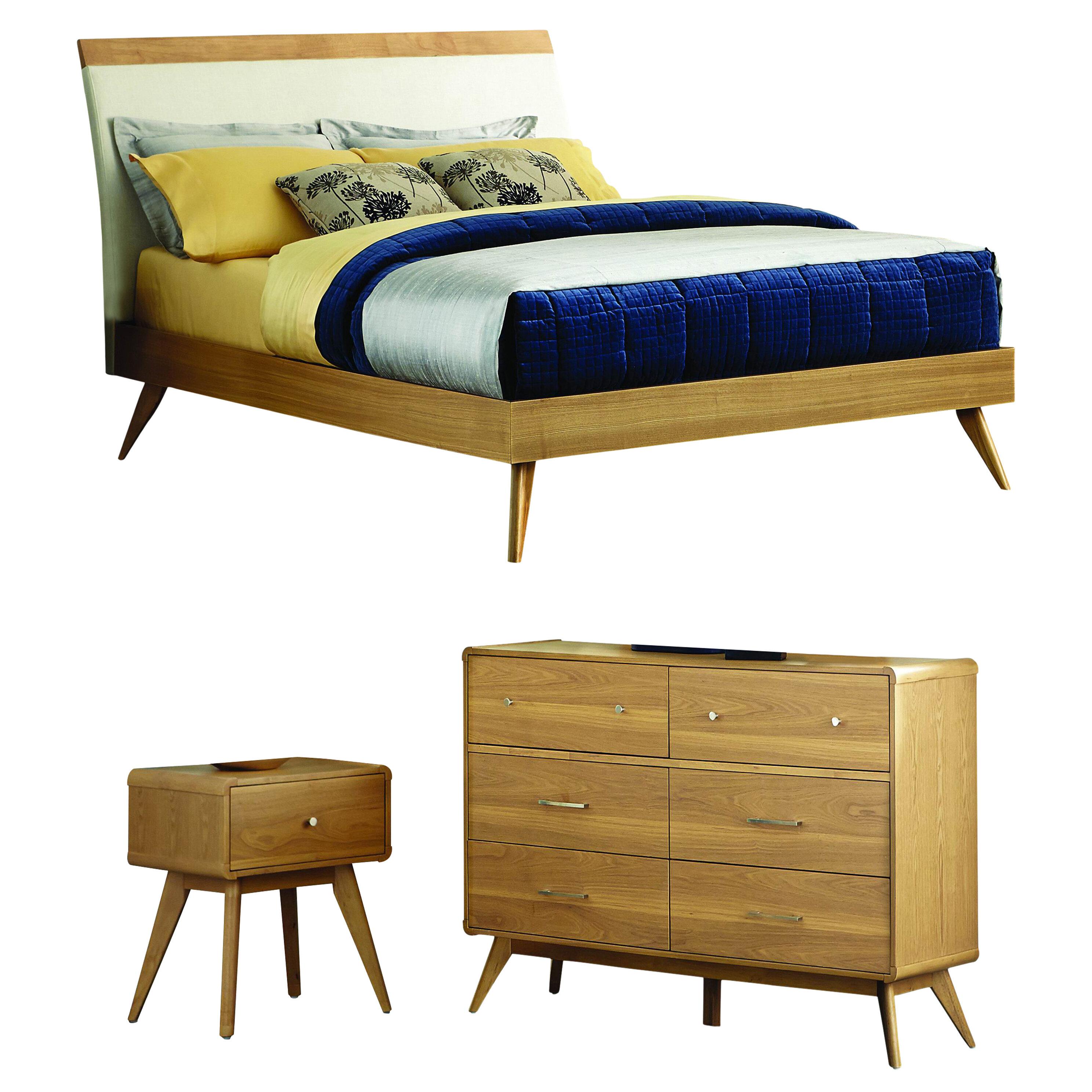 530 Bedroom Sets Platform Bed Free