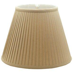 Savings 12 Linen Empire Lamp Shade By Alcott Hill