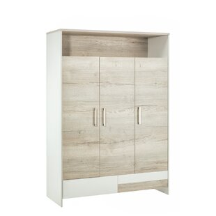 Clou 3 Door Wardrobe By Schardt