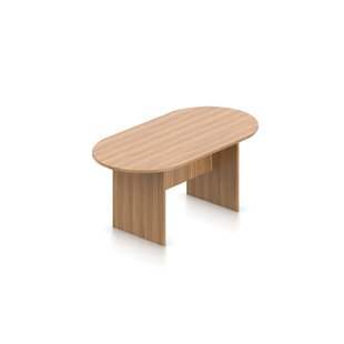 Read Reviews Superior Laminate Racetrack Conference Table ByOffices To Go