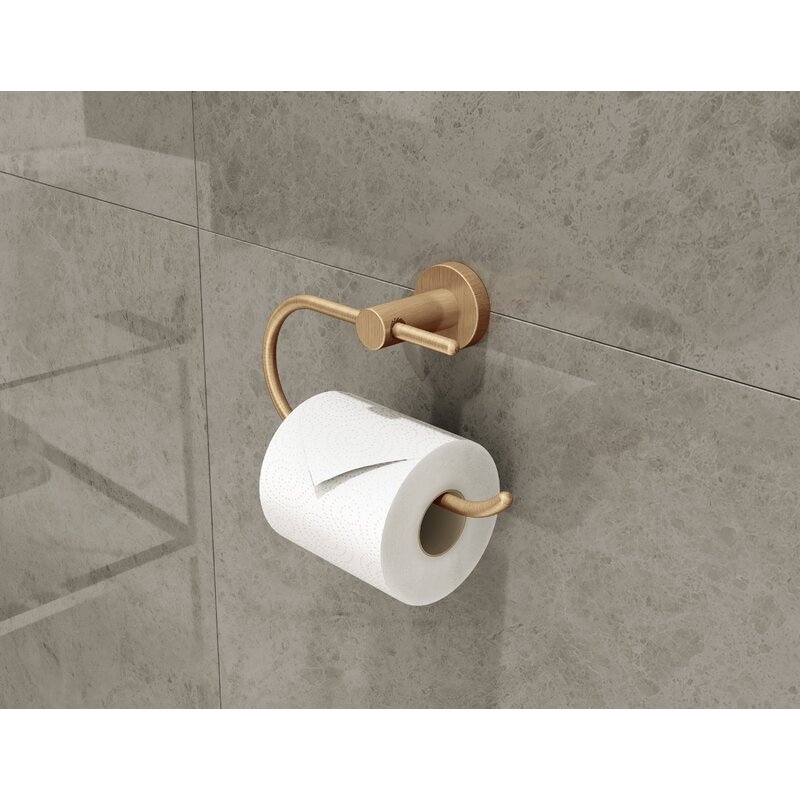 Symmons 353TP Dia Toilet Paper Holder Chrome Finish