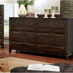 Gracie Oaks Michaelson Transitional 7 Drawer..