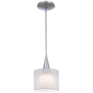 George Kovacs by Minka Bridge 1-Light Drum Pendant