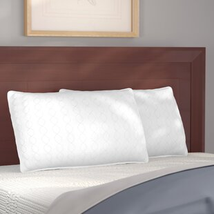 Firm Down Blend Bed Pillow Set Of 2