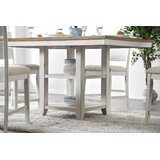 Lorraine Counter Pub Table by One Allium Way®