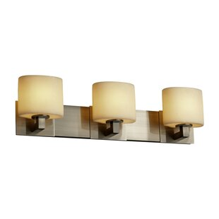 Loon Peak Rieves 3-Light Vanity Light