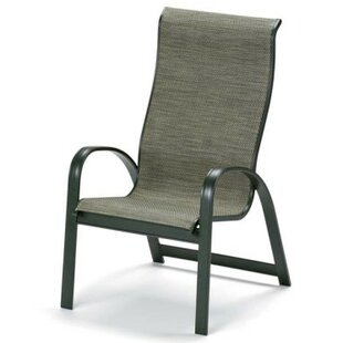 Primera Stacking Patio Dining Chair (Set of 4)
