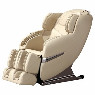 Symple Stuff Faux Leather Massage Chair