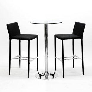 Review Joy 3 Piece Pub Table Set