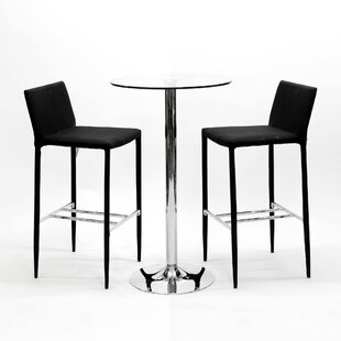 Joy 3 Piece Pub Table Set By Metro Lane