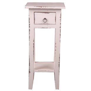 narrow bedside table | wayfair Narrow Bedside Table Night Stand