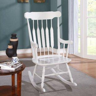 Highland Dunes Gaelle Rocking Chair