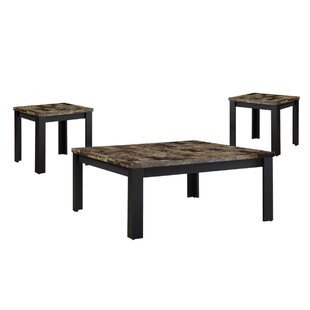 Sprenger 3 Piece Coffee Table Set by Red Barrel Studio