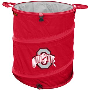 Read Reviews Collegiate Pop Up Hamper Ohio State ByLogo Brands