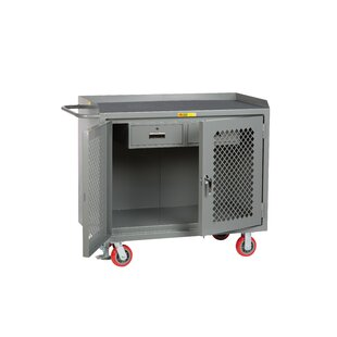 Mobile 54W Workbench by Little Giant USA