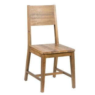 Mistana Abbey Solid Wood Dining Chair (Set of 2)