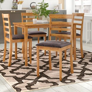 Elvina Dining Set With 4 Chairs