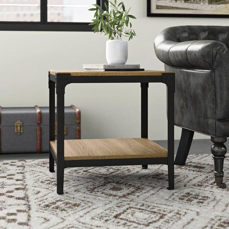 Greyleigh Cainsville End Table Set Reviews Wayfair