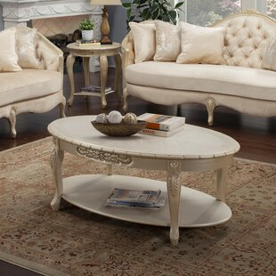 Bella 2 Piece Coffee Table Set