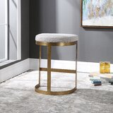 Villard Modern 26 Bar Stool by Mercer41