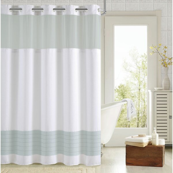 Sure Fit Color Block Shower Curtain Reviews