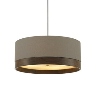 Brayden Studio Hockett Suspension 1-Light Pendant