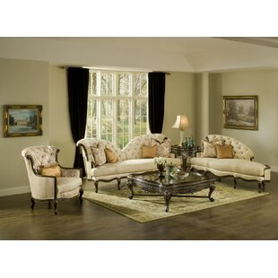 Liliana Configurable Living Room Set by Benetti's Italia