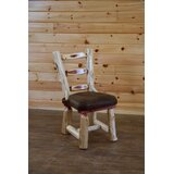 Algona Cedar Upholstered Dining Chair by Loon Peak®