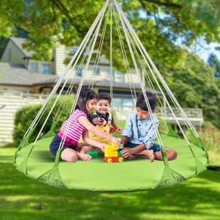 Cricklade Swing Chair by Freeport Park