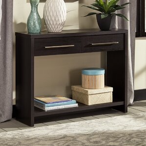 console table black console table