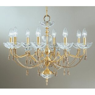 Classic Lighting Devonshire 8-Light Chandelier