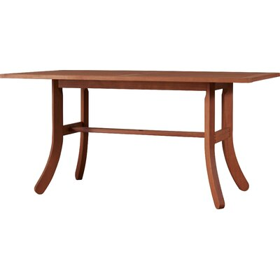 Cotten Solid Wood Dining Table by Darby Home Co