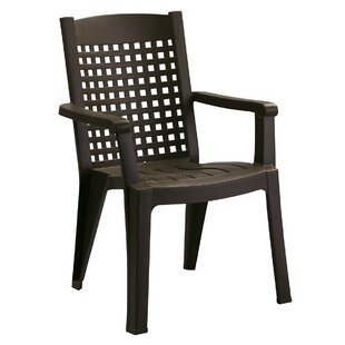 Stukes Stacking Patio Dining Chair