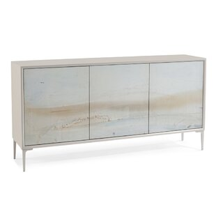 River 3 Door Accent Cabinet