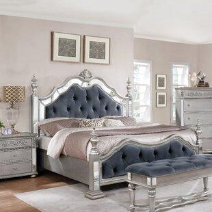 Kersey Panel Configurable 5 Piece Bedroom Set