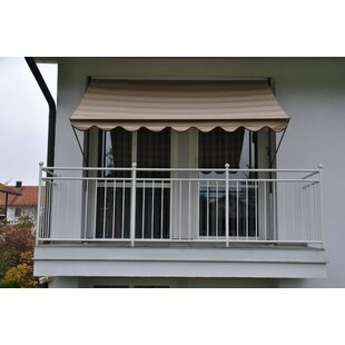 Read Reviews Pinto 1.5m W X 1.5m D Patio Awning