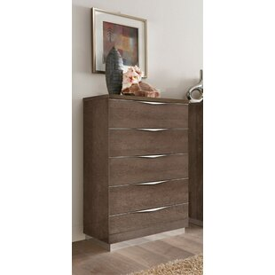 Luther 5 Drawer Chest