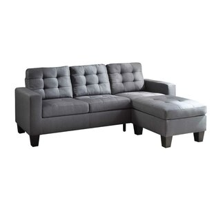 Padillo Refined Sectional with Ottoman