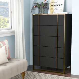 Ayaan 5 Drawer Chest