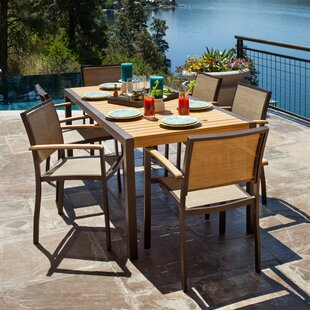 Bayline 7 Piece Dining Set