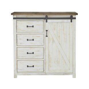 Coonrod 4 Drawer Combo Dresser by Gracie Oaks Best #1