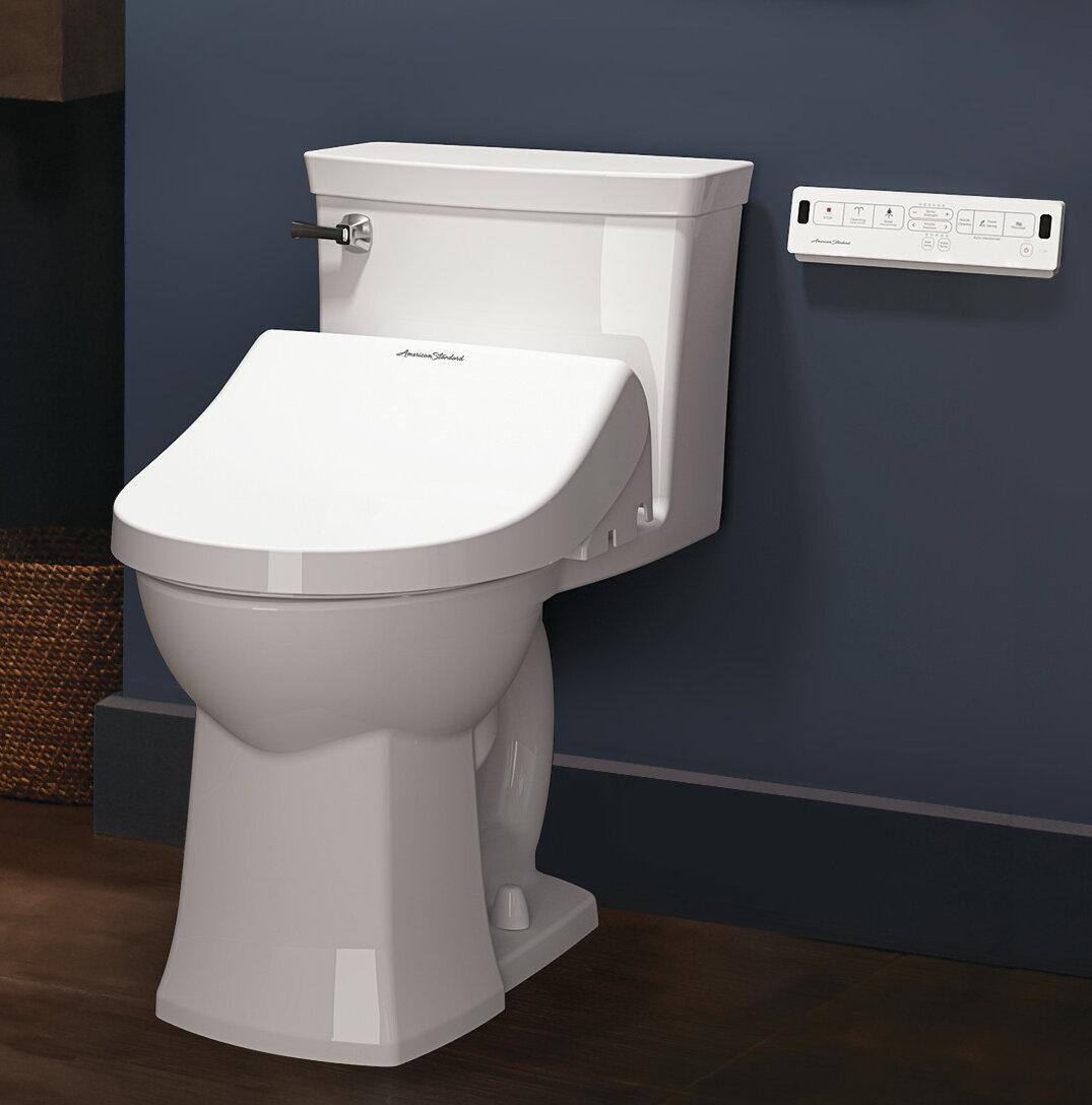 American Standard Advanced Clean AC 2.0 SpaLet Toilet Seat Bidet ...