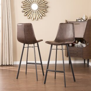 Greyson Bar Stool (Set Of 2) by Foundry Select Great price